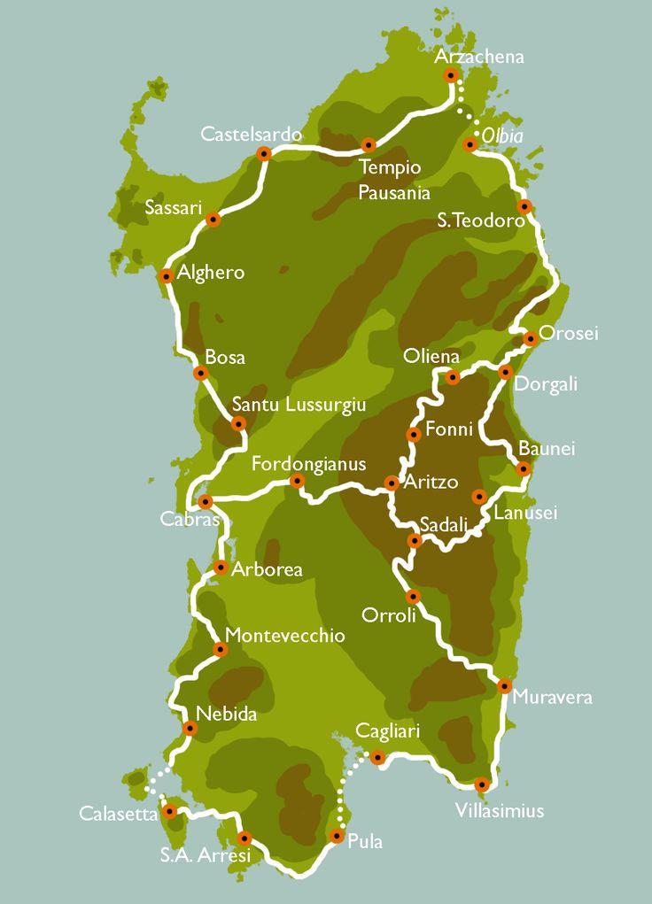 Sardinia Grand Tour. In bici attraverso paesaggi, volti e storie nel cuore del mediterraneo  #sardiniagrandtour #italy #sardinia #sardegna #cycling