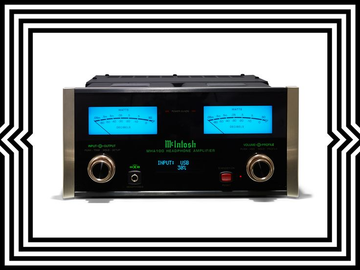 Wish List: 20 Extravagant Gifts Over $500, From Sleek Watches to Muscle Cars | McIntosh Headphone Amplifier | $4500 Wander into the listening room of any well-to-do audiophile and you're bound to encounter the soft blue glow of a McIntosh. And while it's nice watching the VU meters on this headphone-dedicated amp do their hypnotizing decibel dance, it's nothing compared to hearing the amazing clarity the company's hand-wound components and onboard digital audio converter inject into all your…