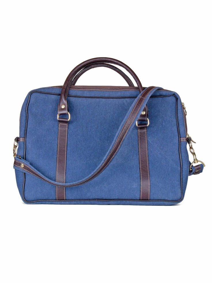 García Madrid. Laptop bag.  #Fashion #Men #Bags
