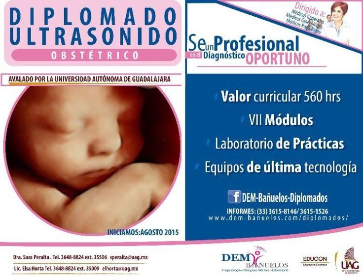 Maestría en Ultrasonido Médico Especializado.