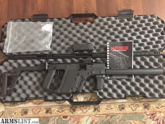 ARMSLIST - For Sale: Kriss Vector .45 2nd Gen for Sale $1100. obo