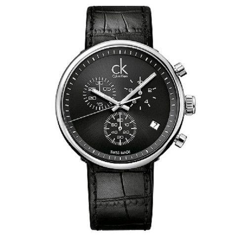 Calvin Klein Uomo Substantial Cronografo K2N281C1 – Cella Jewellery