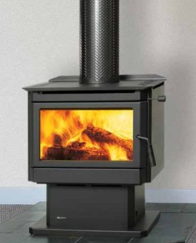 Regency Renmark , Solid Fuel Fireplaces