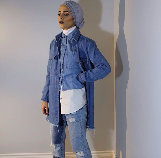 Modestyofftherunway #hijabfashion
