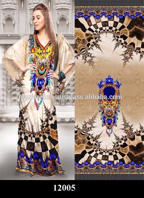 Source Kaftan / Kaftan Dress / Dubai Kaftan / Kaftan Fabric / Digital Print Kaftan / Kaftan Indonesia / Kaftan Designs / Arabic Kaftan on m.alibaba.com