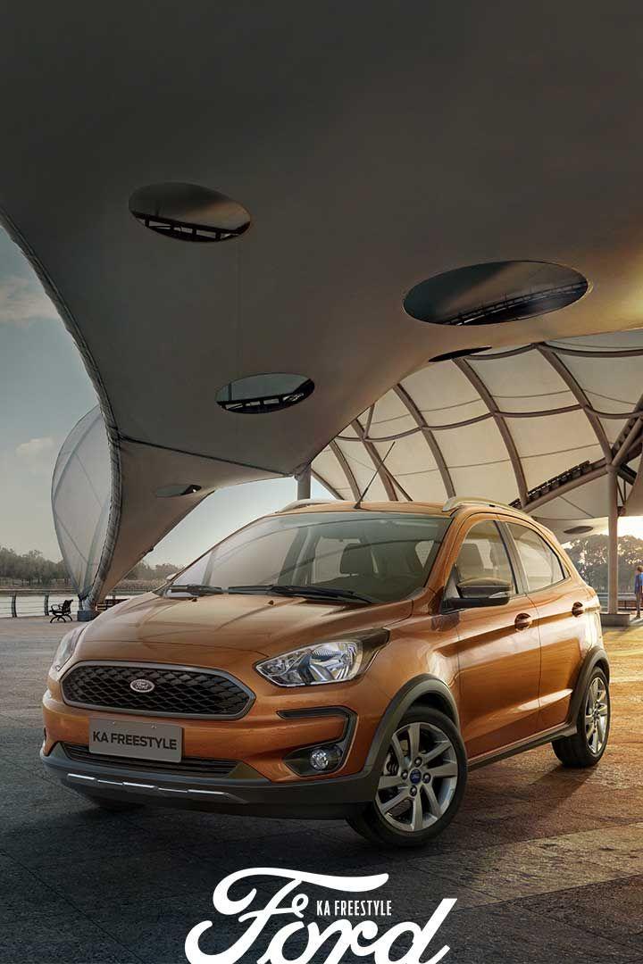 Ford Ka Freestyle Carros E Novos Visuais