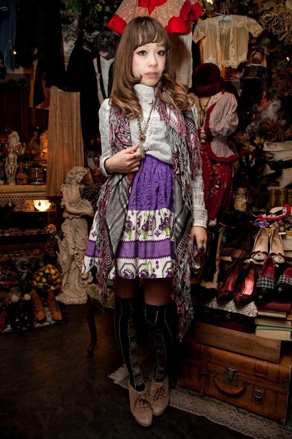 grimoire fashion | SHIBUYA / Grimoire | changefashion.net