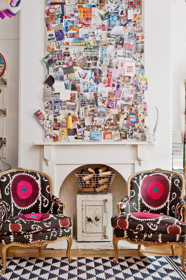 This incredible maximalist space is replete with