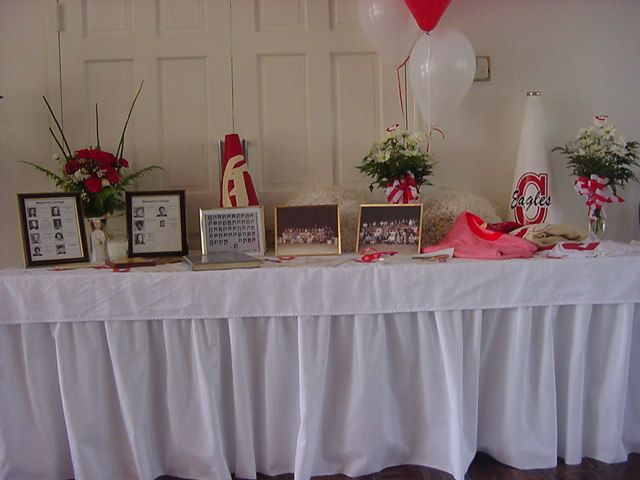 30 Inexpensive Decorating Ideas: 18 Best Images About Class Reunion Decorating Ideas On
