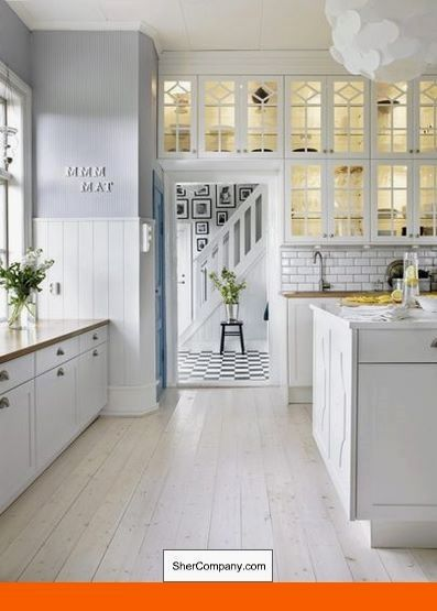 white washed wood look porcelain tile and pics of white kitchen rh pinterest com