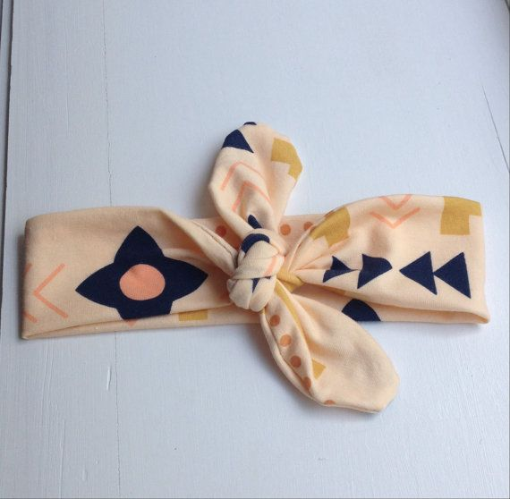 Knot headbands by SewFab3 on Etsy