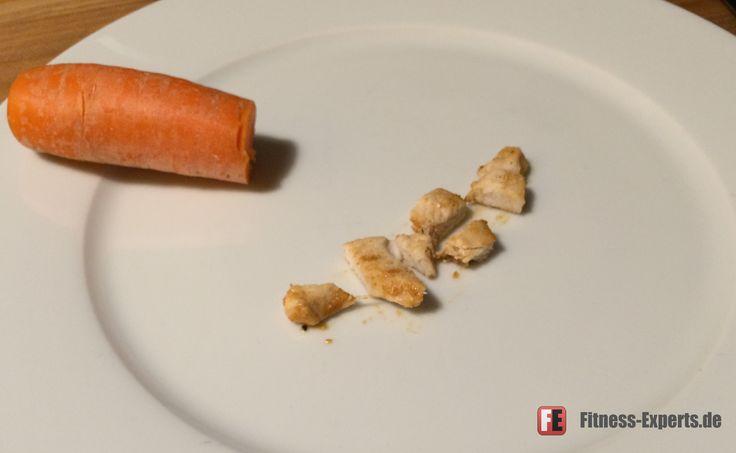 So erbärmliche kleine Mahlzeiten musst du nicht essen!