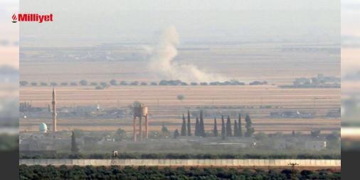 DAEŞ hedeflerine top atışı ve hava saldırısı düzenlendi : Suriyenin Dabık kentini almak için ilerleyişini sürdüren Özgür Suriye Ordusuna destek veren Türk Silahlı Kuvvetleri Baragat ve Kefergan köyleri ile çevresindeki DAEŞ hedeflerini bugün öğlen saatlerine kadar Kilis sınırındaki fırtına obüsleri ve ÇNRA ile yoğun ateş altına almıştı. Aynı bölgeler öğ...  http://ift.tt/2dBiLr0 #Türkiye   #Suriye #DAEŞ #saatlerine #Kilis #sınırın