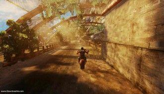 Ride To Hell Retribution Game Screenshoot Wallpaper