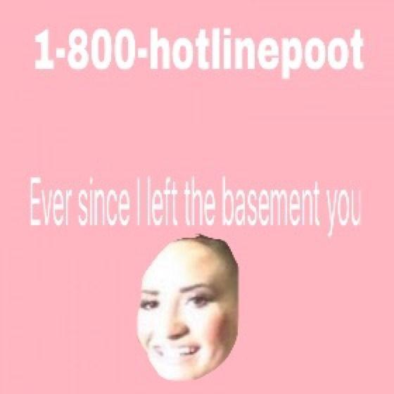 poot lovato meme hotline bling - Google Search