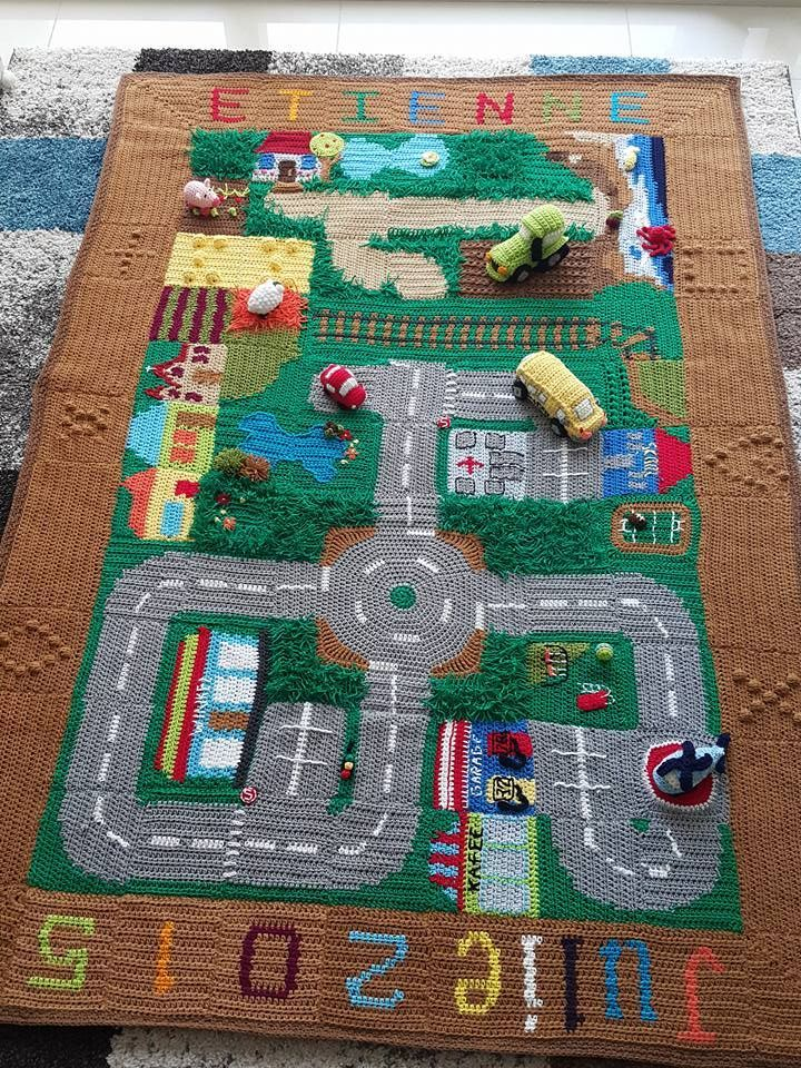 Entryway Rugs  best crochet play mats images on Pinterest Play mats Crochet toys and Free crochet