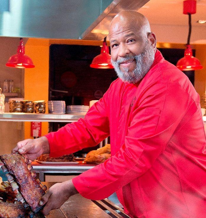 Food   Illustration   Description   Lawrence Wells  Executive Chef  P&B's Original Smokehouse    – Read More –