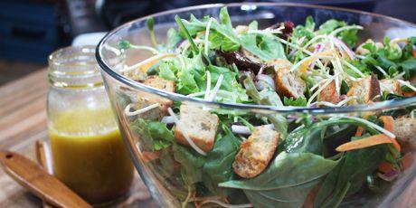 Salad 101, Chef Michael Smith