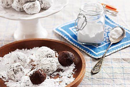 Tryffel med rom och vaniljsocker - Norrmejerier