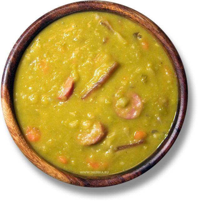Гороховый суп (Erwtensoep, Snert)