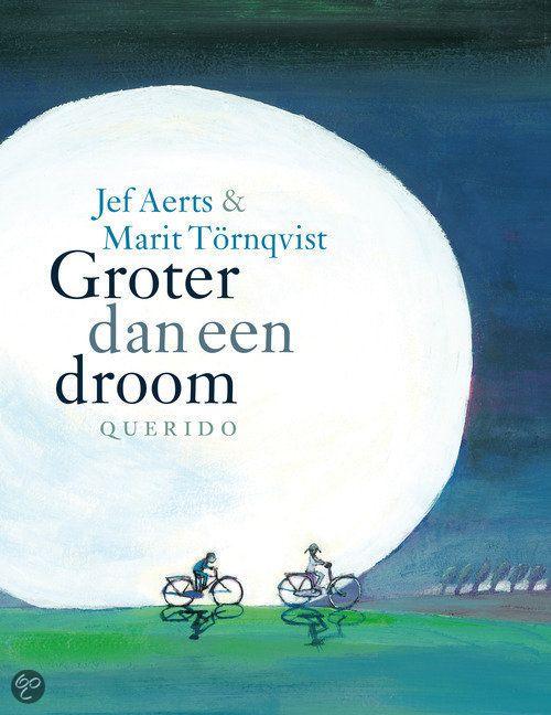 bol.com | Groter dan een droom, Jef Aerts | Boeken