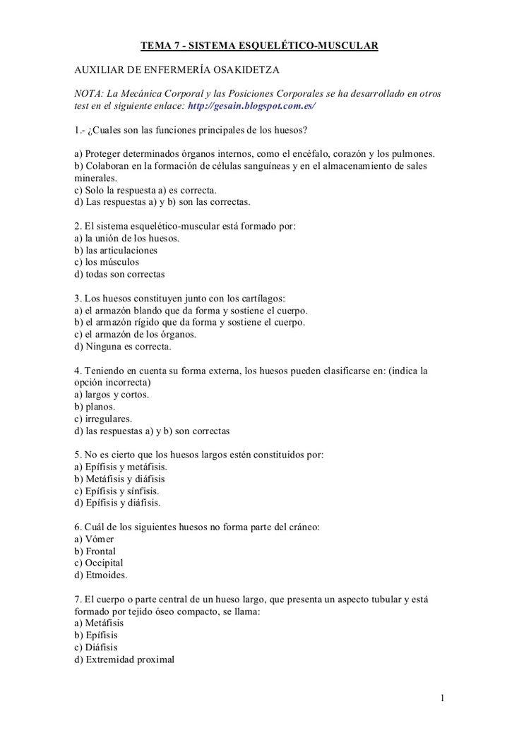 Único Cuestionario De Hueso Anatomía Humana Colección - Imágenes de ...