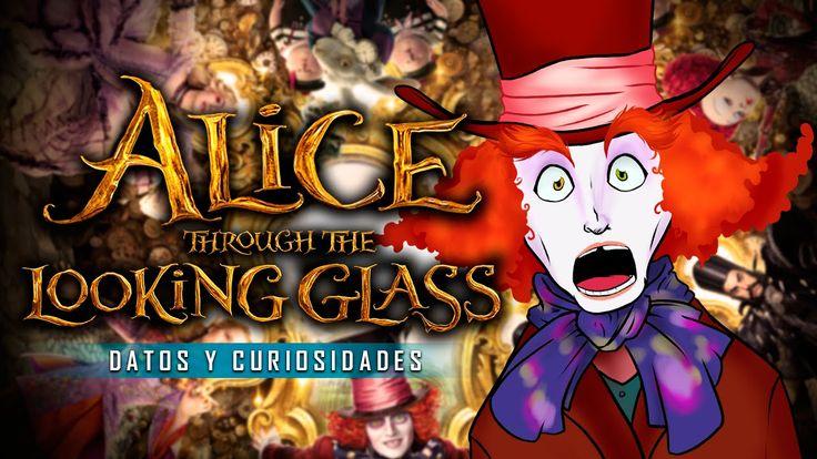 10 Datos y Curiosidades de Alicia a través del Espejo