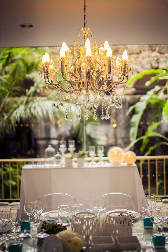 wedding lighting ideas @weddingchicks