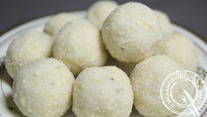 Rice Flour Laddu Recipe – Sweet Ladoo With Rice Flour recipe | Indian Good Food