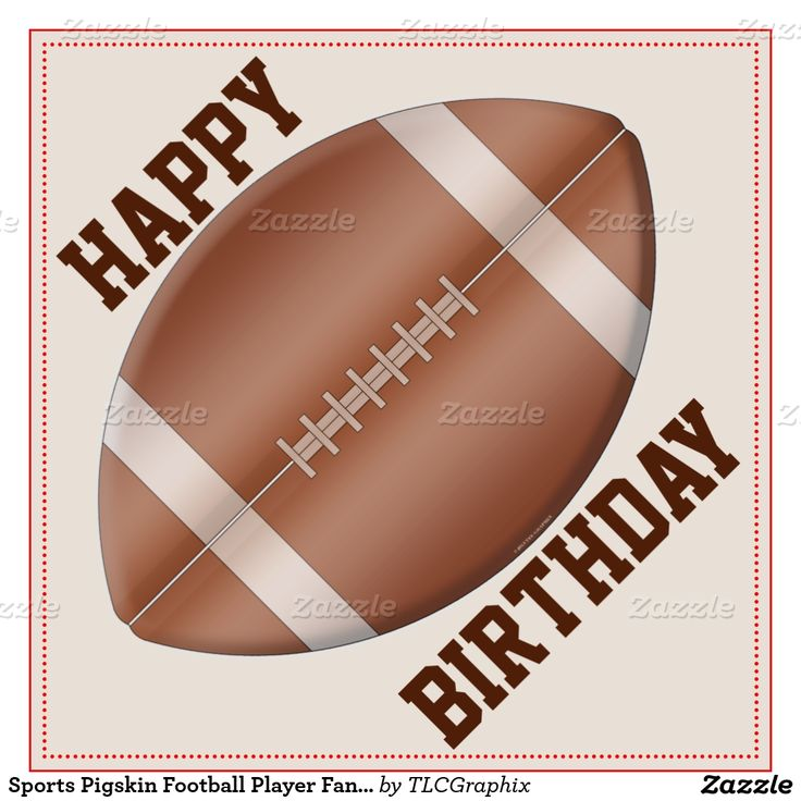 Image result for happy birthday football player