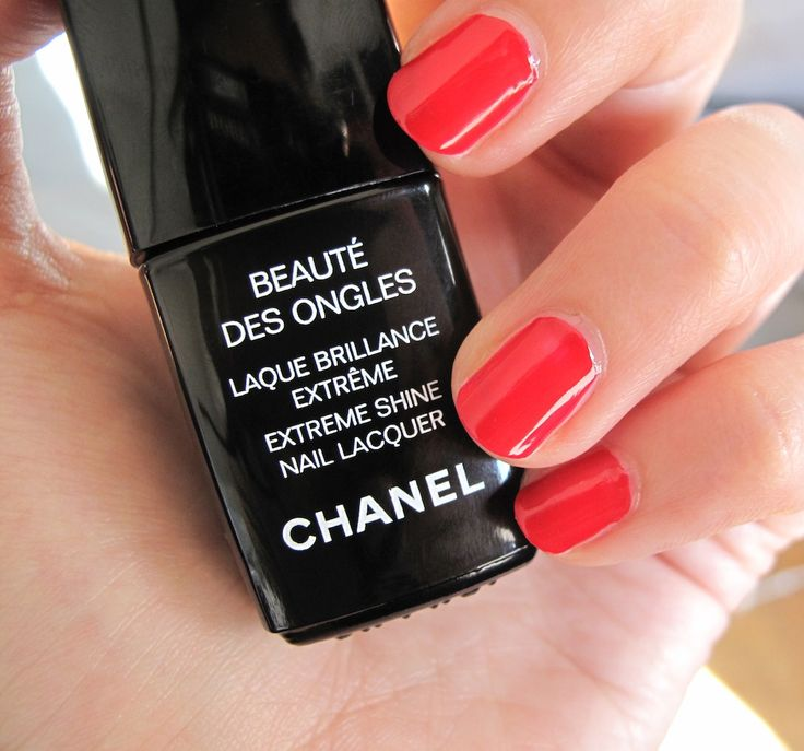 Top Coat Chanel