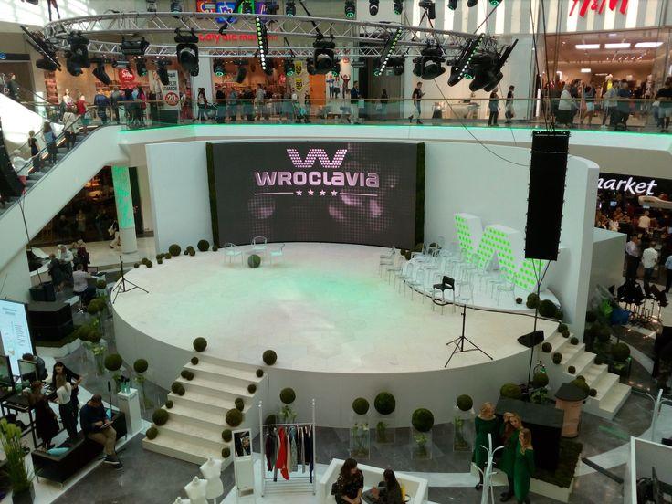 Scena / Scene | Wroclavia | Wrocław (Lower Silesia Voivodeship), Poland