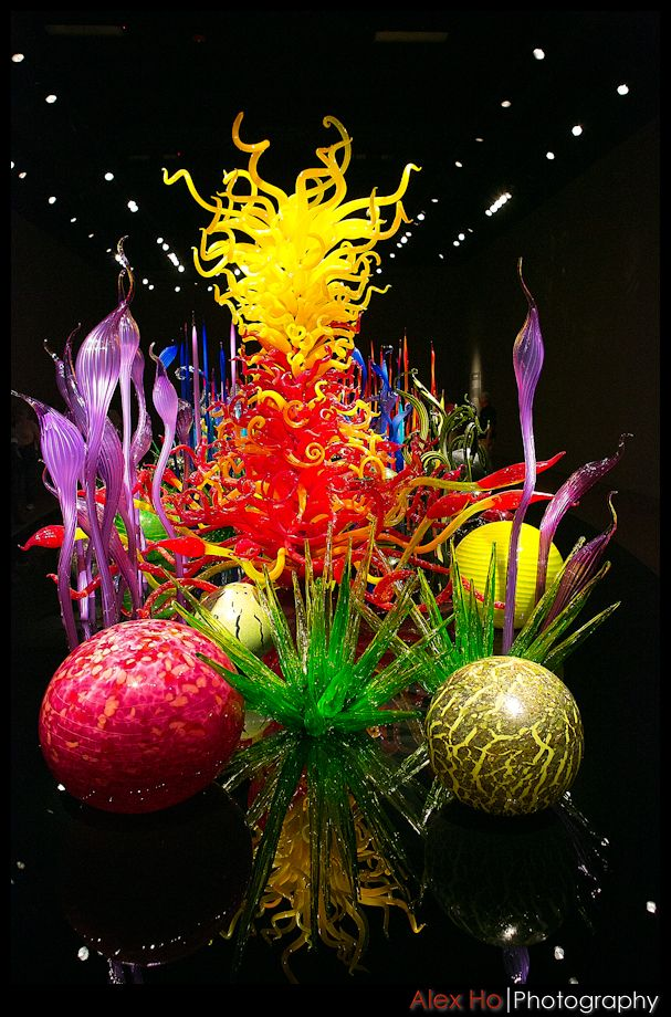 Chihuly glass museum Seattle | Glass Museum | Alex Ho Wedding Photography Blog - San Francisco Bay ...