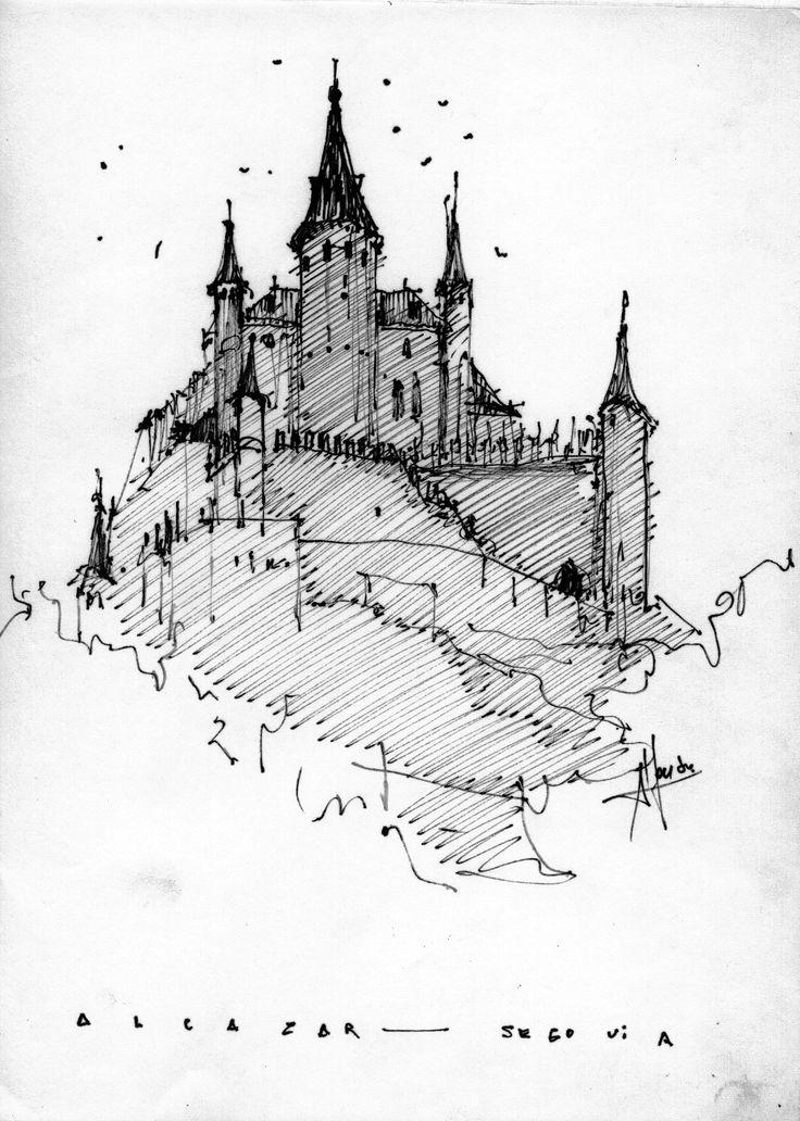 Segovia- Alcázar