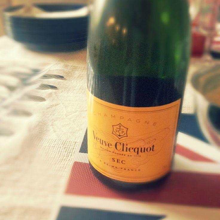 Champagne x