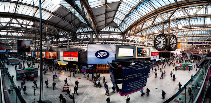 7 Things You Might Not Have Done In Waterloo Station | Londonist