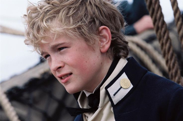 Lord Blakeney in Master and Commander
