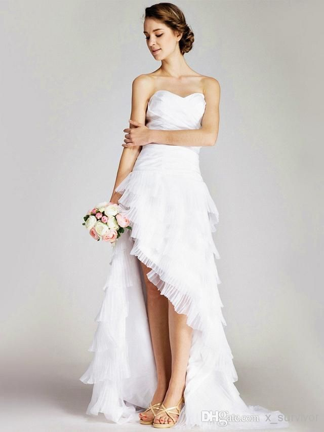 124 best 2014 2015 wedding dresses images on Pinterest | Short ...