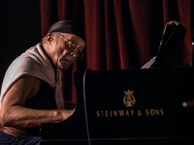 Cecil Taylor: The Pianist Who's Also An Orchestra