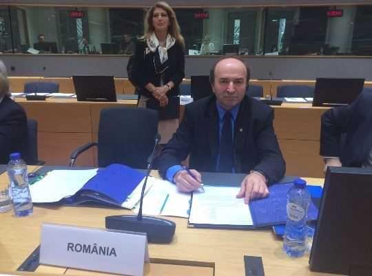 În cadrul reuniunii ministrii justitiei au avut un schimb de opinii cu privire la propunerea de Regulament vizând instituirea Parchetului European
