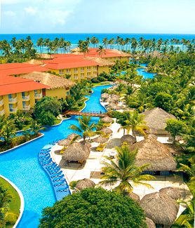 Dreams Punta Cana Resort  Spa in Punta Cana, Dominican Republic - All Inclusive Vacations