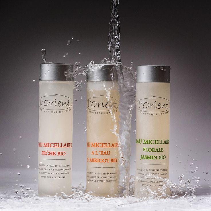 Rewelacyjne wody micelarne LORIENT! Usuwają makijaż, delikatnie oczyszczają cerę, również tą podrażnioną i wrażliwą!