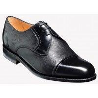 Barker Shoe Style: Bridgenorth - Black Hi Shine/Softie