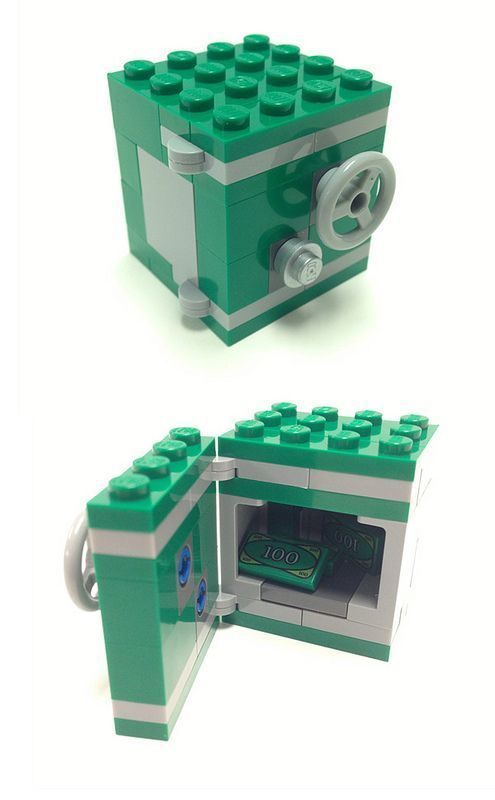 Crazy Easy Lego Machine Designs That Work // [http://theendearingdesigner.com/10-cool-lego-machine-constructions-that-you-never-imagined-possible/]