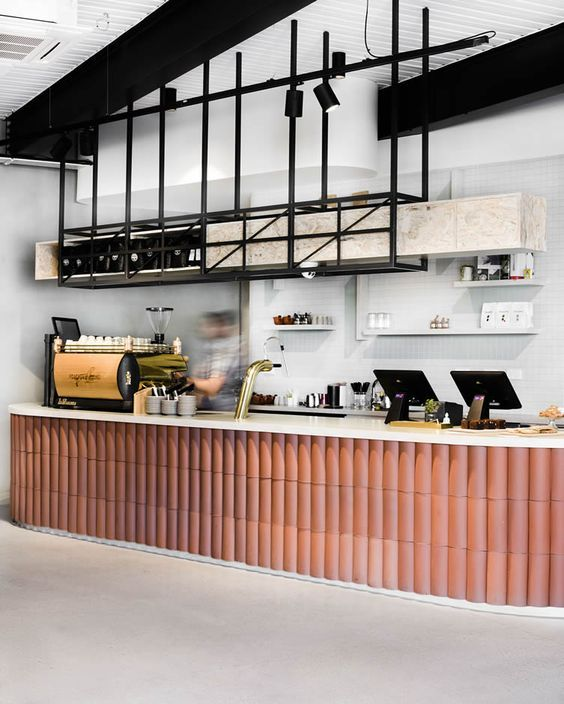 Poacher & Hound's earthy interiors offer a welcome sanctuary in the Melbourne suburb of Mount Waverly...: