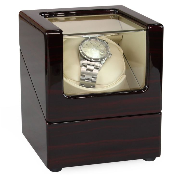 CHIYODA Single Watch Winder Review - Best Watch Winders Guide