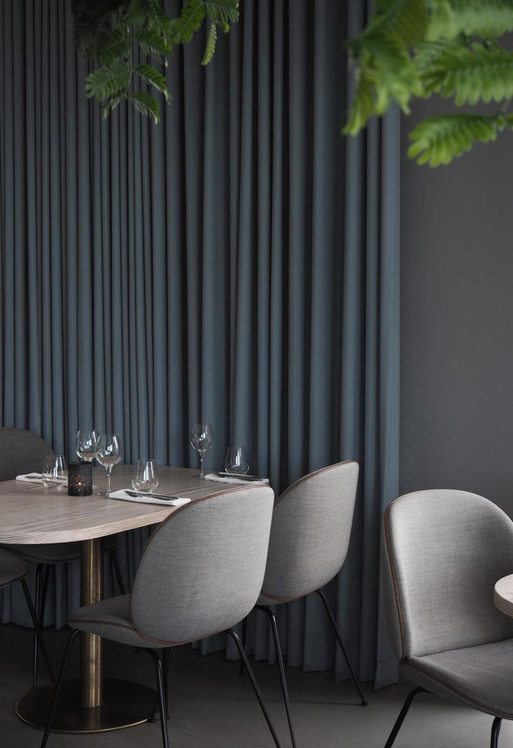 Add Long Curtains For Both Texture And Colour