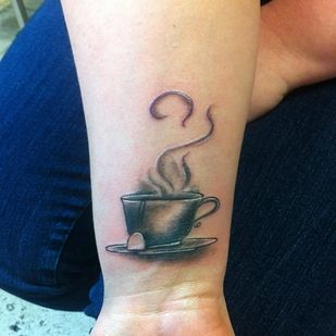 There are cultural touchpoints too, from warm beverages. | 25 Extremely British Tattoos