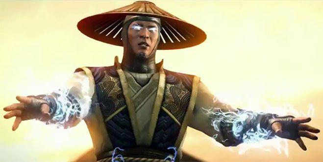 Revelan a Raiden de Mortal Kombat X