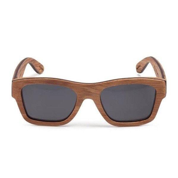 Wood Fellas Sonnenbrille mit getönten Gläsern - Jetzt reduziert bei Lesara